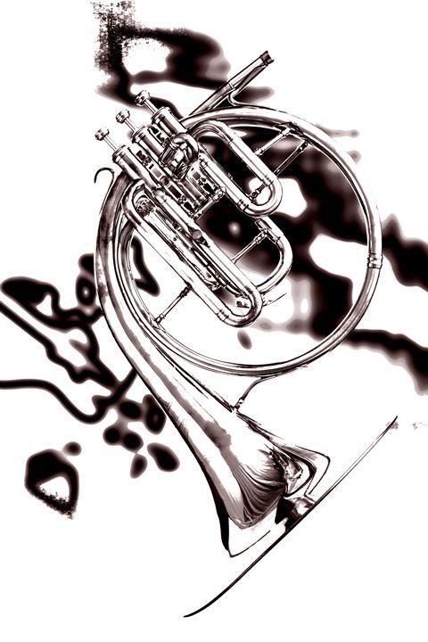 French Horn Music 5560.015 - M K Miller III