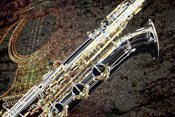 Saxophone Music 5550.077 - M K Miller III