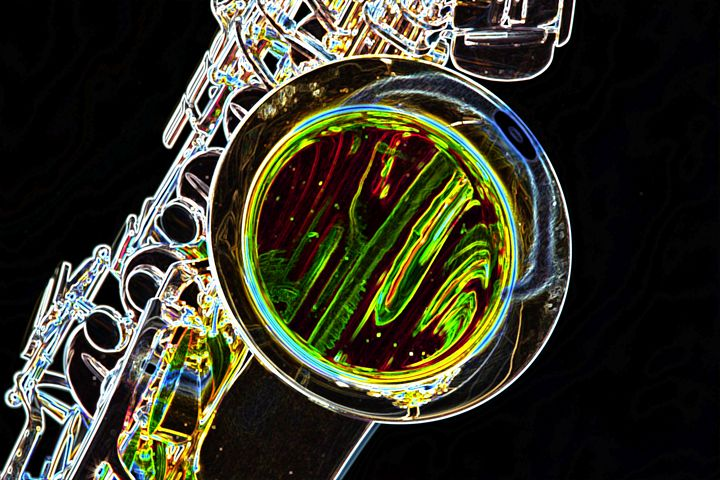 Saxophone Music 5550.086 - M K Miller III
