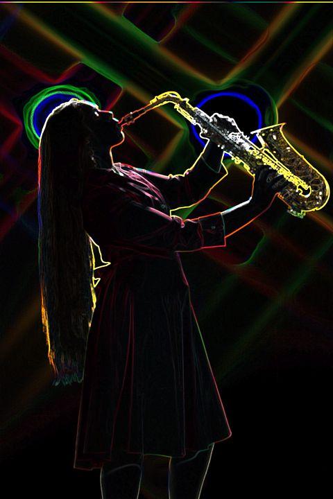 Saxophone Music 5550.097 - M K Miller III