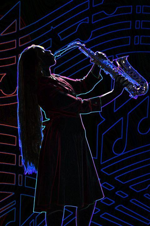 Saxophone Music 5550.105 - M K Miller III