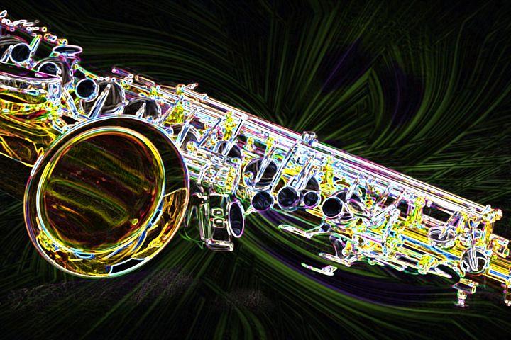 Saxophone Music 5550.107 - M K Miller III