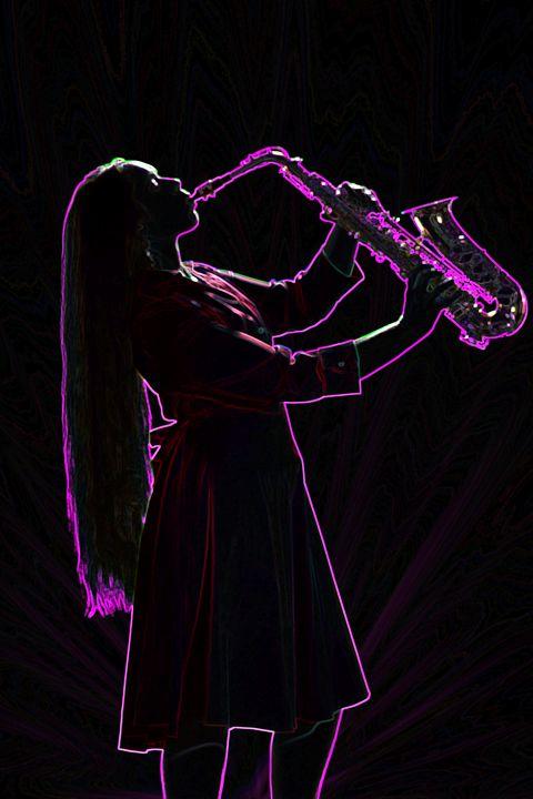 Saxophone Music 5550.109 - M K Miller III