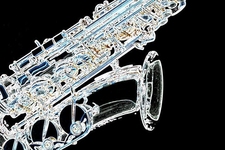 Saxophone Music 5550.115 - M K Miller III