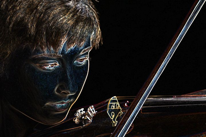 Violin Music 1346. 398 - M K Miller III