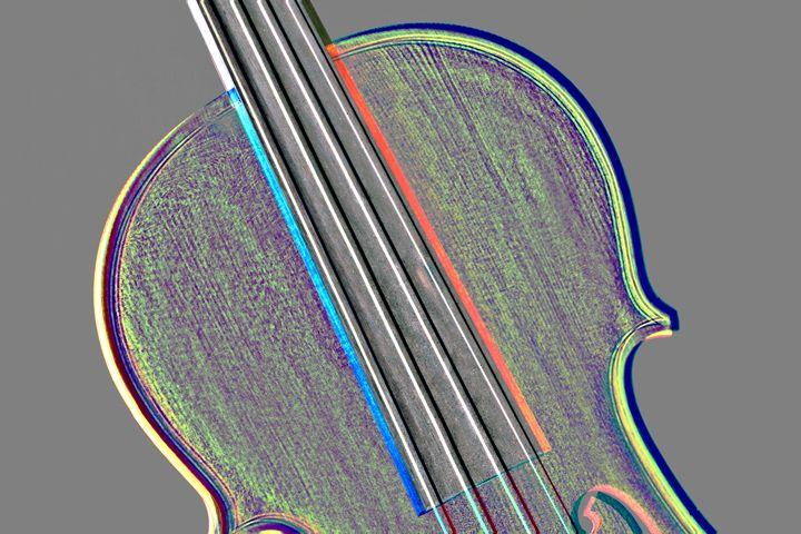 Violin Music 1346. 477 - M K Miller III