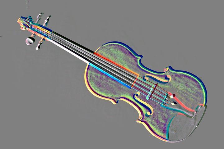 Violin Music 1346. 480 - M K Miller III