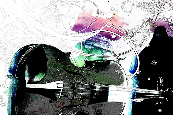 Violin Music 1346. 485 - M K Miller III
