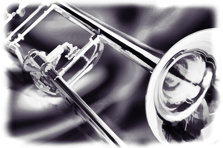 Trombone Music 5549.006 - M K Miller III