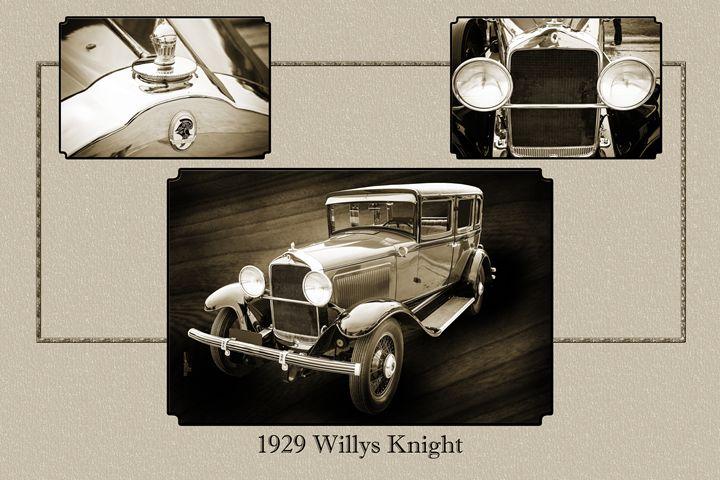1931 Willys Convertible 1548.001 - M K Miller III