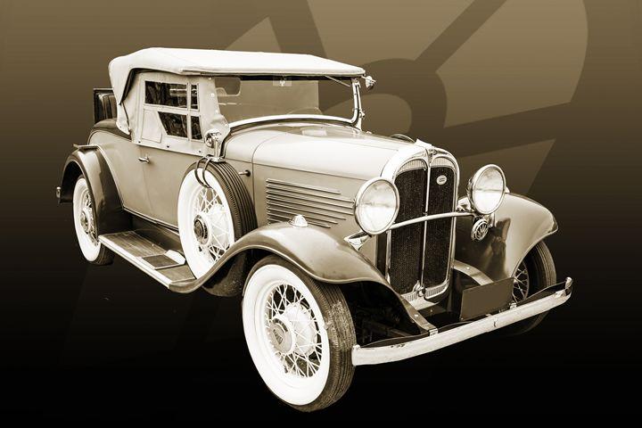 1931 Willys Convertible 1548.007 - M K Miller III