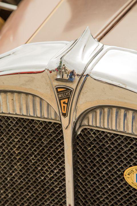 1931 Willys Convertible 1548.012 - M K Miller III