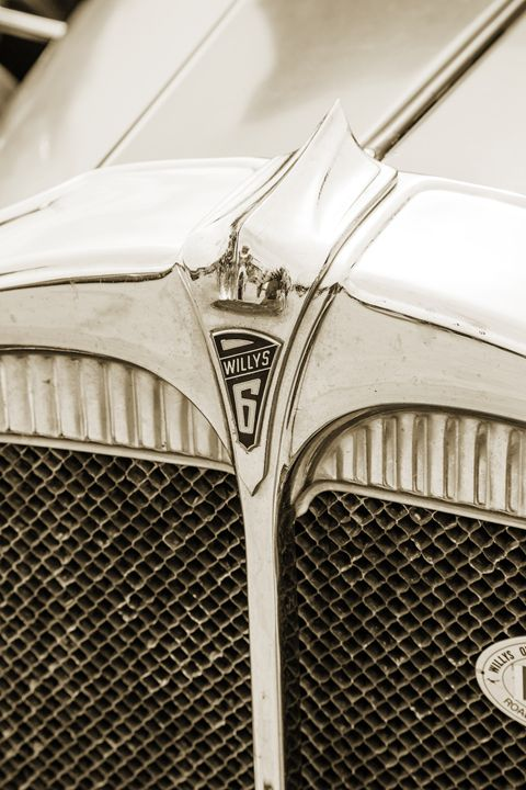 1931 Willys Convertible 1548.013 - M K Miller III