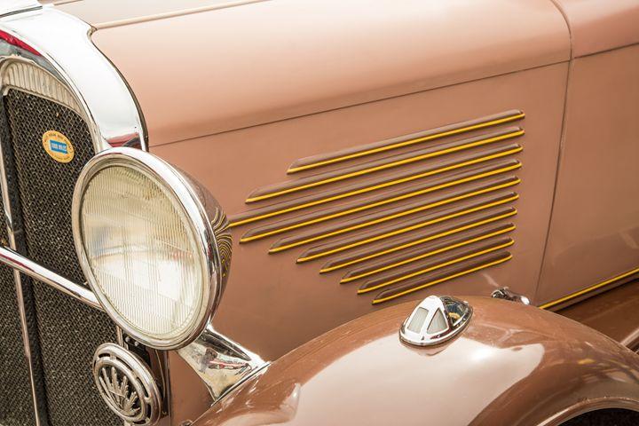 1931 Willys Convertible 1548.016 - M K Miller III