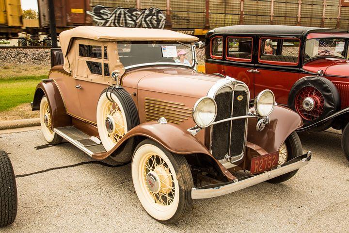 1931 Willys Convertible 1548.026 - M K Miller III