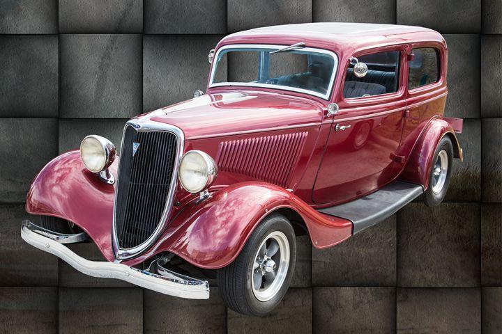 1934 Ford Classic Car 1443.005 - M K Miller III
