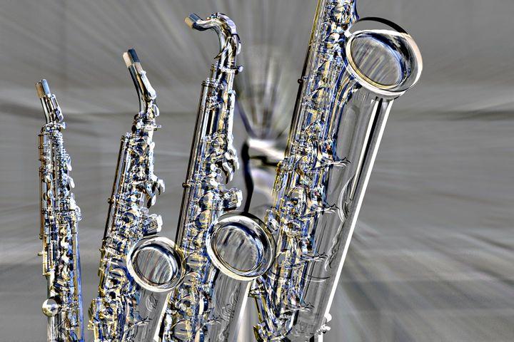 Saxophone Music 5550.151 - M K Miller III