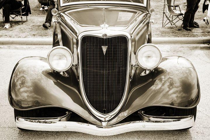 1934 Ford Classic Car 1443.012 - M K Miller III