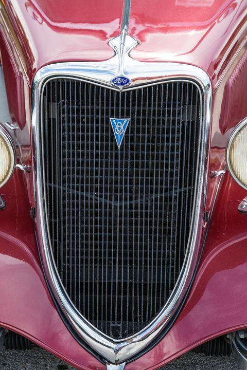 1934 Ford Classic Car 1443.013 - M K Miller III