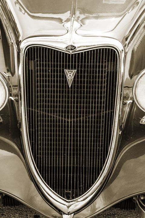 1934 Ford Classic Car 1443.014 - M K Miller III