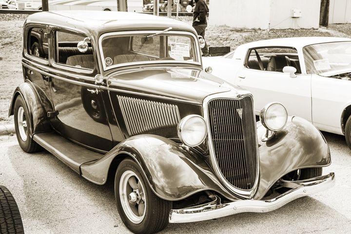 1934 Ford Classic Car 1443.017 - M K Miller III