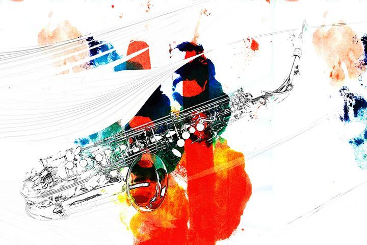 Saxophone Music 5550.178 - M K Miller III
