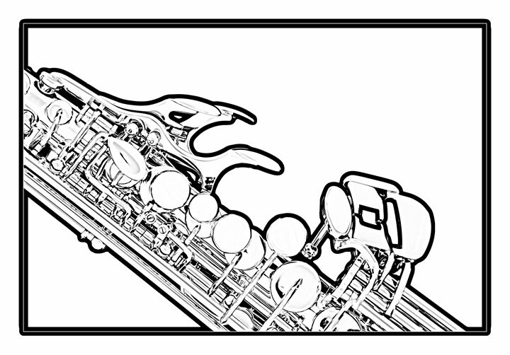 Saxophone Music 5550.197 - M K Miller III