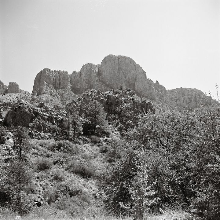 Big Bend Texas 1443.046 - M K Miller III
