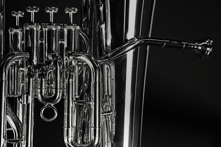 Bass Tuba Music 5562.041 - M K Miller III