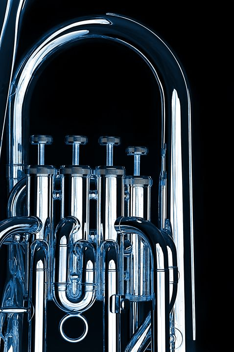 Bass Tuba Music 5562.043 - M K Miller III