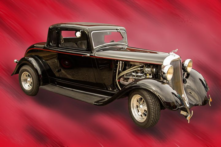 1933 Dodge Classic Car 5565.01 - M K Miller III