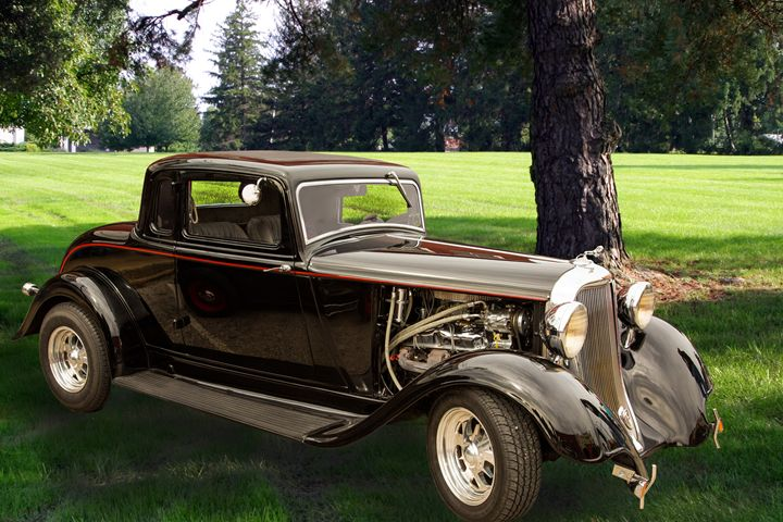 1933 Dodge Classic Car 5565.03 - M K Miller III