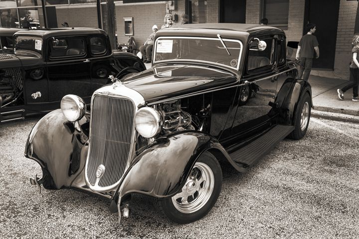 1933 Dodge Classic Car 5565.06 - M K Miller III