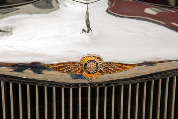 1933 Dodge Classic Car 5565.11 - M K Miller III