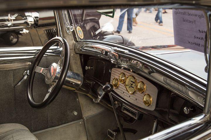 1933 Dodge Classic Car 5565.21 - M K Miller III