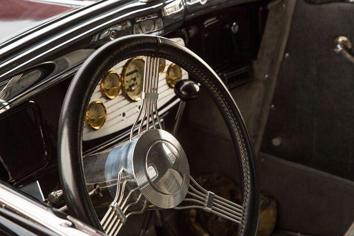 1933 Dodge Classic Car 5565.29 - M K Miller III
