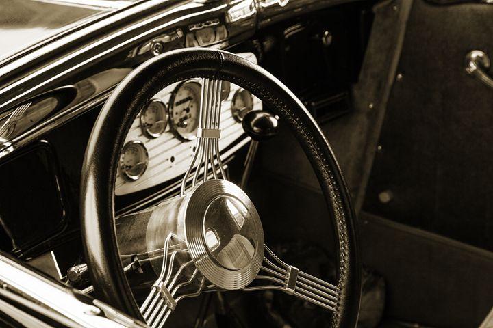 1933 Dodge Classic Car 5565.30 - M K Miller III