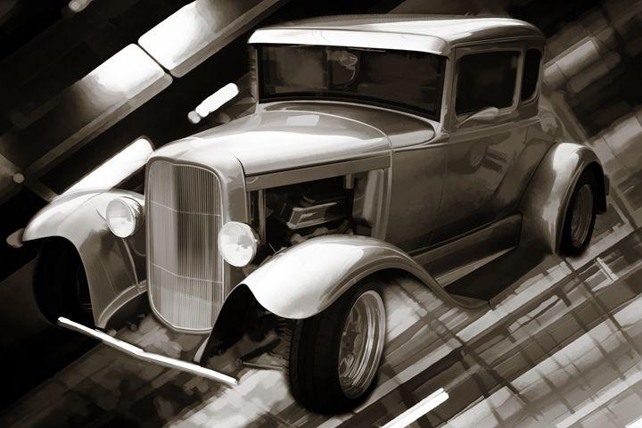 1931 Ford Model A  5563.02 - M K Miller III
