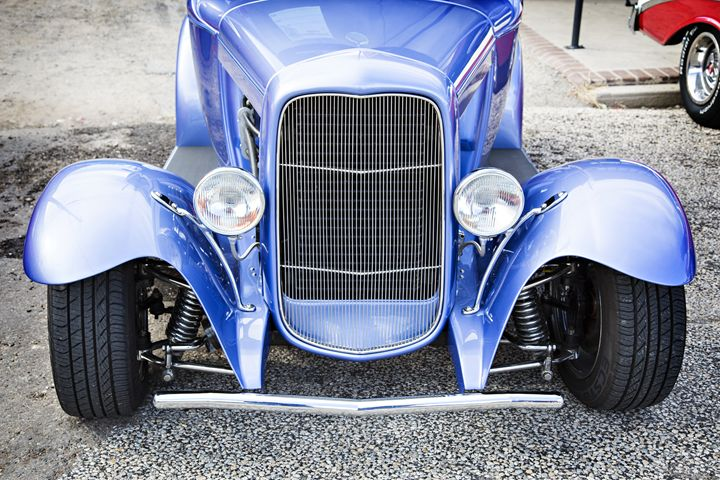 1931 Ford Model A  5563.12 - M K Miller III