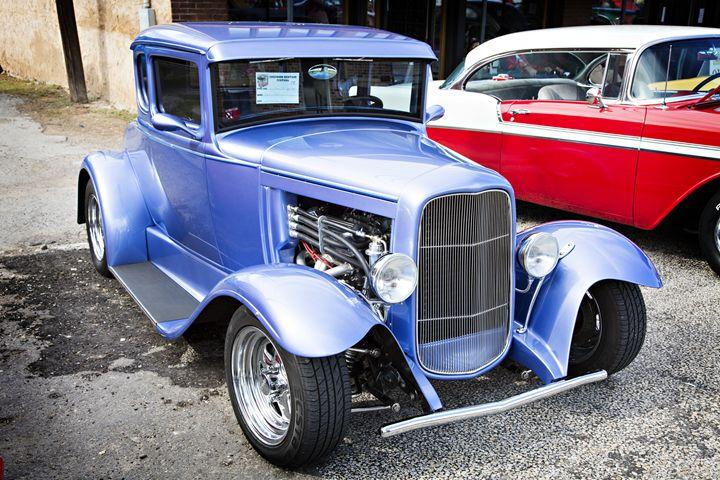 1931 Ford Model A  5563.16 - M K Miller III