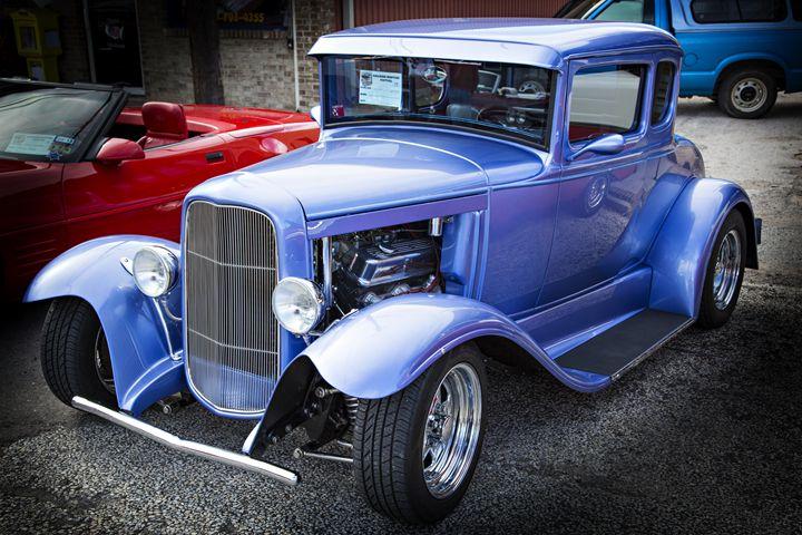 1931 Ford Model A  5563.18 - M K Miller III