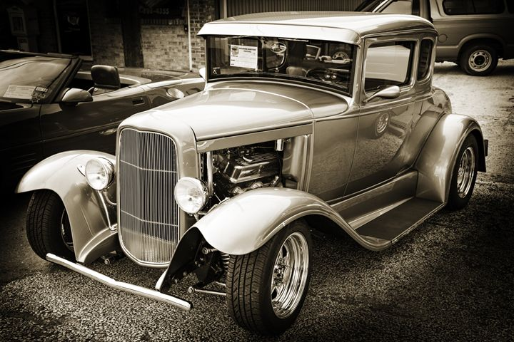 1931 Ford Model A  5563.19 - M K Miller III