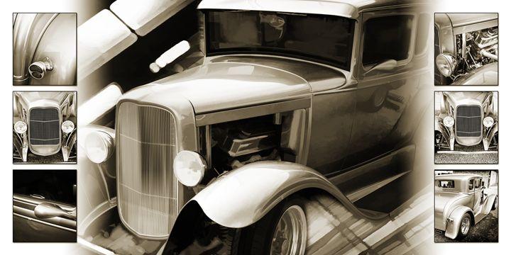 1931 Ford Model A  5563.21 - M K Miller III