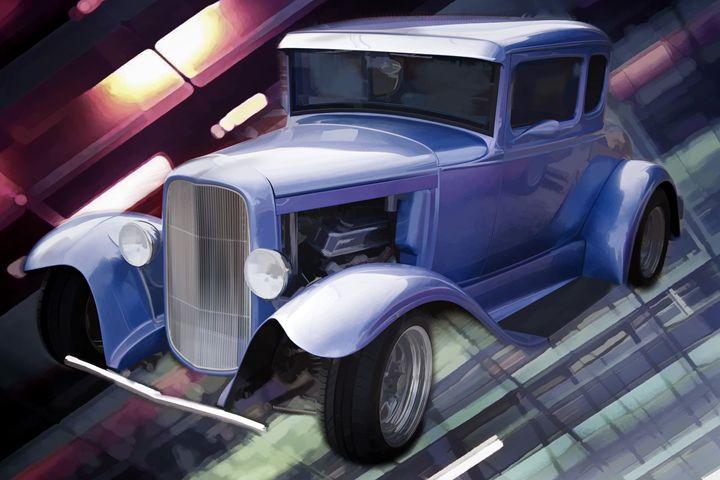1931 Ford Model A  5563.01 - M K Miller III