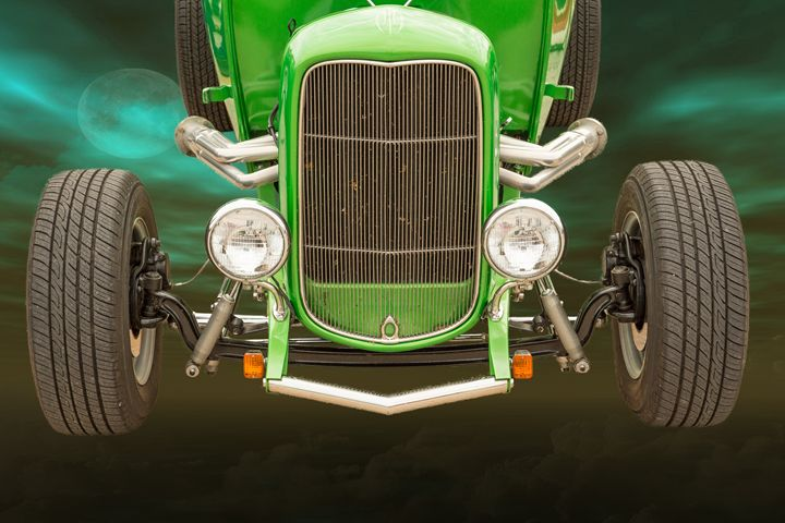 1932 Ford Roadster  5564.01 - M K Miller III