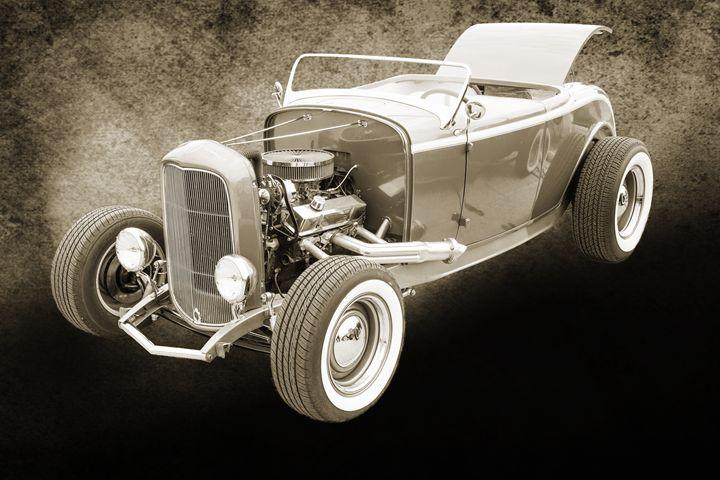 1932 Ford Roadster  5564.04 - M K Miller III