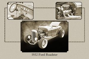 1932 Ford Roadster  5564.13