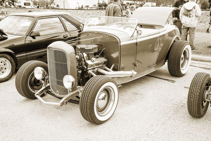 1932 Ford Roadster  5564.15 - M K Miller III