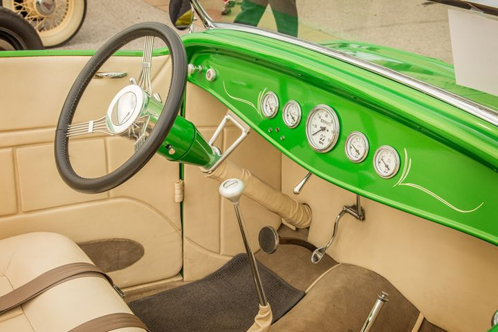 1932 Ford Roadster  5564.20 - M K Miller III