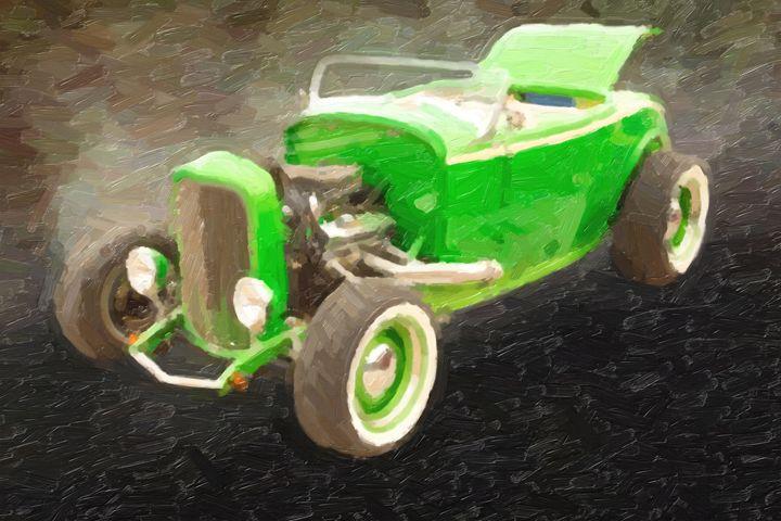 1932 Ford Roadster  5564.22 - M K Miller III